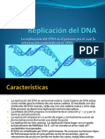 5-Replicaciondel DNA1Introduccion