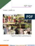 MONITOREO SEGUIMIENTO Y EVALUACÓN DE PROYECTOS SOCIALES