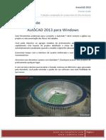 Preview Guide AutoCAD 2013 - Por Luciana Klein