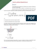 Robot - Calcul Du Coefficient Dlasticit Dun Sol