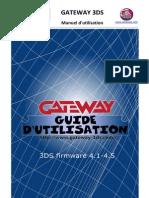 Guide Utilisation Gateway