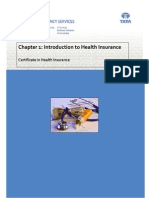 Chapter 1 Introduction to Health Insurance