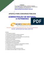 105113775 Apostila de Administracao de Material e Patrimonio Para Concursos