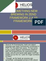 Freelance Zend Framework
