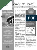 Carnet de Route Doucy Hiver 2014