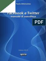 Social Network Manuale Di Autodifesa
