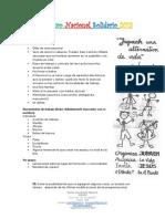 Encuentro Nacional Solidario 2013 Materiales