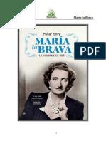 Pilar Eyre - Maria La Brava, La Madre Del Rey