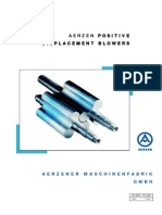 Aerzen - Positive Displacement Blowers