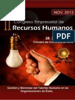 II Congreso Empresarial de Recursos Humanos