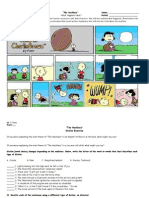 3 the Necklace Comic Strip and Diction Worksheet