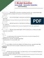 SLC _ Compulsory Math _ Geometric Deduction