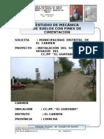Inf 82 Cc.pp El Guayabo-Desague