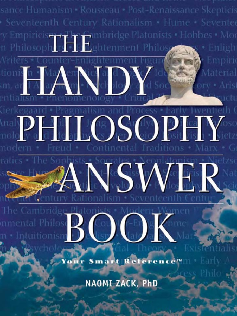 The handy philosophy answer book philosophy of science science fandeluxe Image collections