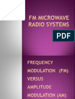 Fm Microwave Radio Systems