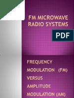 Fm Microwave Radio Systems