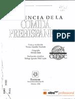 Presencia de La Comida Prehispanica Teresa Castellc3b3 Yturbide