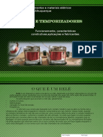 Relés e temporizadores