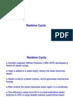 Rankine Cycle