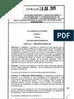 Ley 1341 de 2009 TIC - Ley de Telecomunicaciones - Colombia -