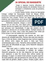 Apresentacao Da Historia Oficial Do Basquete