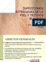 19.Infecciones Bacterianas de La Piel y Tejidos Blandos