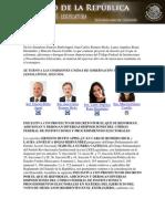 11-11-13 Iniciativa - Derecho a Voto en el Extranjero