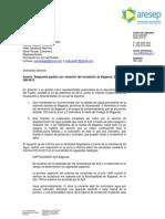3081-DGAU-2013 AU-388-2013 Respuesta Por Carta La Voz Del Pueblo Contra AyA