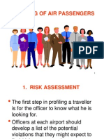 2. Profiling of Air Passengers