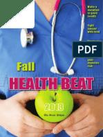 Health Beat Web - Fall 2013