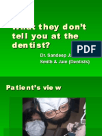 Dentist Hong Kong Jain Smith
