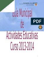 Texto Guía Educativa 2013-2014 OK-1