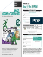 Frontline Coupon 022813