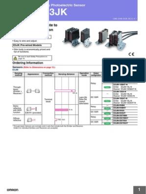 on omron sensor e3jk 5dm1 electric wiring diagram photo