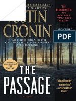 THE PASSAGE by Justin Cronin, 50 Page Friday