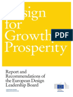 Design for Growth & Prosperity