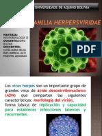 Familia Herpesviridae2