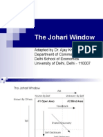 Johari Window Introduction