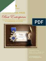 BE Award