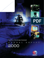 Redflex 2000 Annual Report