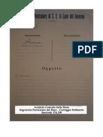SPD/CO - Stele Di Axum - 1937