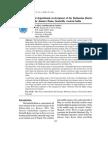 Microfacies and Depositional