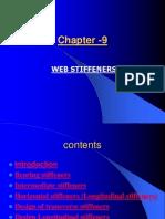 Chapter -9 Web Stiffner