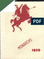 Monarchs 1959