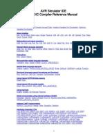 Avr Basic Compiler Reference Manual
