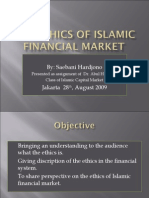The Ethics of Islamic Financial Market_forscribd_11082009SDN