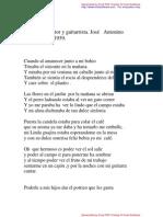 El Regreso.Por el compositor Jose A Olivera