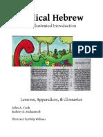 114750822 CursoDeHebreo Com Ar Biblical Hebrew a Student Grammar Lessons John a Cook Robert D Hol