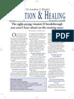 Vit D Article by J Wright