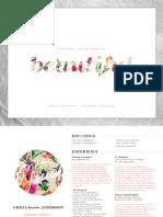 Greta Anderson, Graphics Portfolio (2013)
